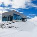 Bergstation vom Skilift