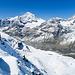 Dent Blanche und Ober Gabelhorn