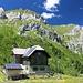 hübsch und schön gelegen: das Hochweißsteinhaus