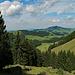 dieses Tal führt hinunter nach Jakobsbad