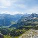 Gipfelpanorama Vorderer Eggstock