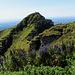 Seitenblick zum Monte Generoso.