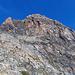 Jegihorn Südwand mit anspruchsvollen Kletterrouten
