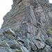 Klettersteigpassage zum dritten Corno (wenn ich mich richtig erinnere).