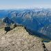 Nochmals ein Blick in Richtung Walliser Alpen
