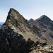 Der Pizzo Croslina in unmittelbarer Nähe. Irgendwo dazwischen befindet sich die Klettersteigpassage bei der Scharte, von der ich leider keine Bilder gemacht habe. Ein schönes Bild von  von [u stellino] findet sich [http://www.hikr.org/gallery/photo2188962.html hier].
