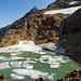 Der namenlose See 2642m