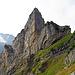 die Nord Kante vom Steckenberg ist messerscharf.