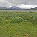 Blick zurück auf den Cunojávri