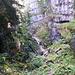 Les mini canyons entre la Faucille et la Vattay