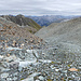 Rückblick Richtung Albula. Die erste Steilstufe ist geschaft.