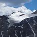 Gletscher unterhalb Piz d'Err.