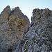 das Kelchle von hinten, diese Felsspitze ist den Kletterern vorenthalten.