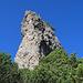 das Kelchle mit Gipfelkreuz auf dem Gipfel