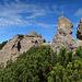 hier stehe ich auf dem Grat nordwestlich vom Stachlerkopf, mit Blick auf mein nächstes Ziel den Drei Kapuziner.