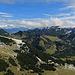 es ist schön beim Wandern im Lichtenstein .....