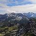 ....schöne Berge und top Aussichten