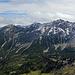 Panorama 2, mit mehr Zoom, auf den Drei Kapuziner gemacht