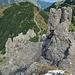 schöne Steinformationen bei den Drei Kapuziner