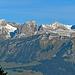 Fotografiert bei der Hinfahrt nach Malbun in Triesenberg, der Alpstein