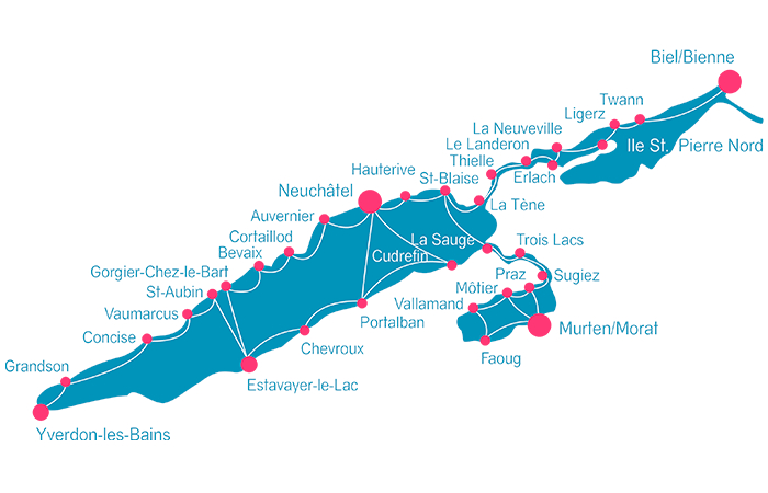 Société de Navigation sur les lacs de Neuchâtel et Morat SA (LNM)