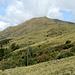 Blick auf den leicht verhängten Monte Cucco
