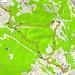 <b>Tracciato GPS Passo Quadrella.</b>