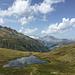Namenloser See beim Maighelspass