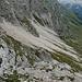 Blick in die Südwand des Jof di Montasio.