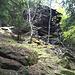 Ruine de mayens en dessus de Herbriggen