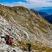 Kurz vor nördöstlichen Gipfelgrad von Pecmara.