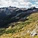 La vista verso la Val Vigezzo.