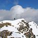 die letzten meter zum höchsten gipfel der seckauer alpen.