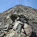 Der grobblockige S-Grat des Monte Emilius