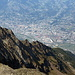 3000-Meter-Tiefblick nach Aosta