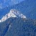Das Wahrzeichen von Kreuth... Wander- und Kletterberg