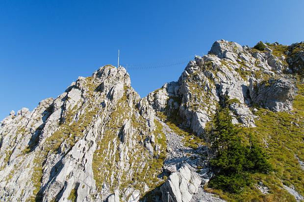 Klettersteig Brunni : Brunnistöckli klettersteig m u tourenberichte und fotos hikr