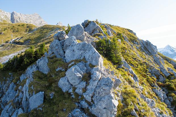 Klettersteig Zittergrat : Brunnistöckli klettersteig m u tourenberichte und fotos hikr