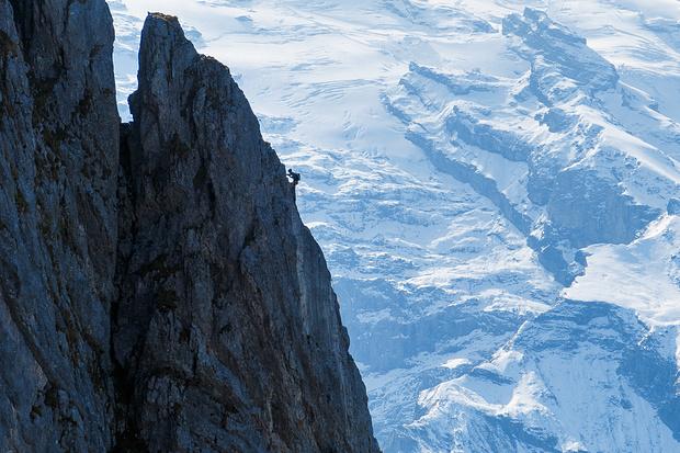 Klettersteig Brunni : Zittergrat klettersteig brunni m u tourenberichte und fotos