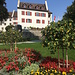 schöner Schlossgarten in Arbon