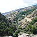 Blick Richtung Süden vom Cruz de los Olmos