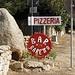 ein besonders gastlicher Ort mit exzellenter Pizza in Cala di Volpe