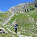 Discesa Alpe Licony