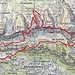 Routenverlauf<br /><br />Karte: SchweizMobil
