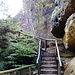 nächste Treppe