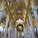 La navata centrale della chiesa della SS. Annunziata del Vastato.
