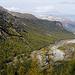Talblick ins Val Bernina