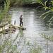 Fischer an der Reuss