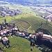 Hier schwebten wir aus Bozen mit der Seilbahn über diese faszinierende Szenerie nach Oberbozen hinauf. <br /><br />Oberbozen kann man sich durch diese Weinberge auch spät im Jahr schön erwandern, wie ein Bericht von [u Tef] zeigt<br /><br />[tour116830 Merltennen (1076m)]<br /><br />