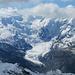 Der Vadret Morteratsch (Morteratschgletscher) - immer noch eine ziemlich beeindruckende Eiszunge!